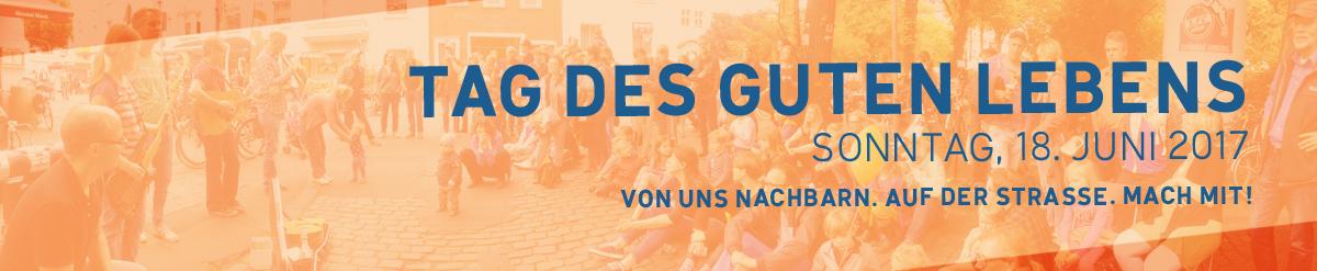 Tag des guten Lebens 2017 Köln-Deutz